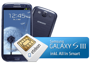 Samsung Galaxy S III inkl. All In smart