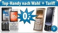 Günstiger Handyvertrag mti Luxushandy