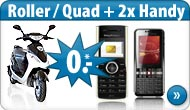 Simian Quad mit Handyvertrag